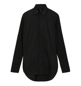 10Days 10Days Black men's shirt 20-400-1201