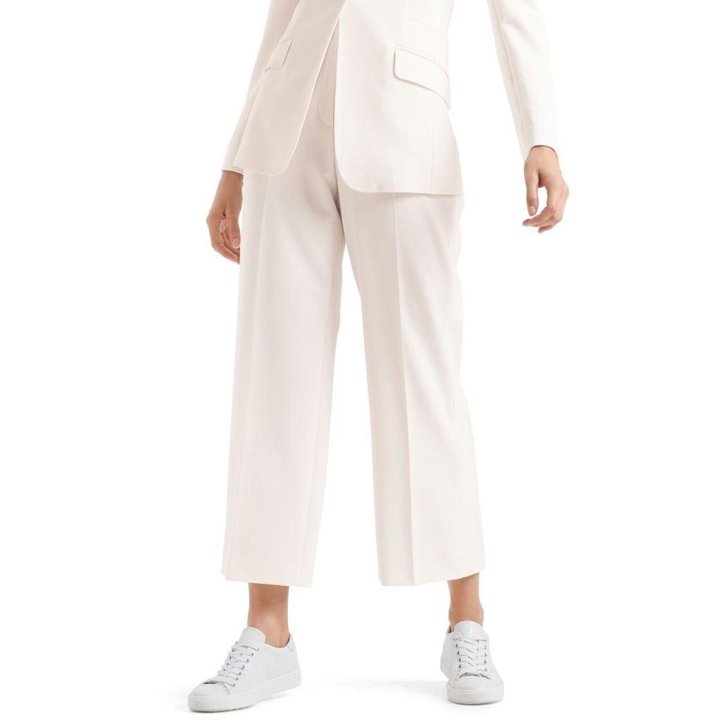Marc Cain Off White Pantalon NA8114-W19