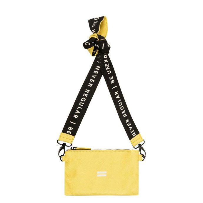 10Days Yellow mini pouch uni 20-964-1201