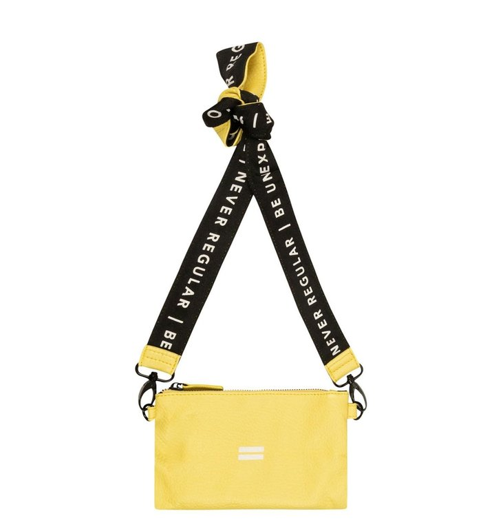 10Days 10Days Yellow mini pouch uni 20-964-1201
