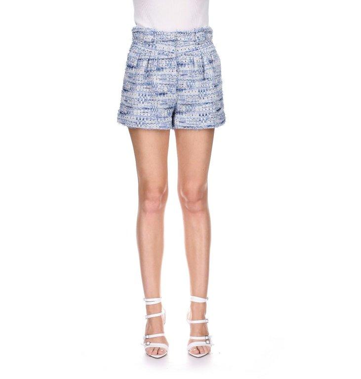 IRO IRO Blue Shorts Claris