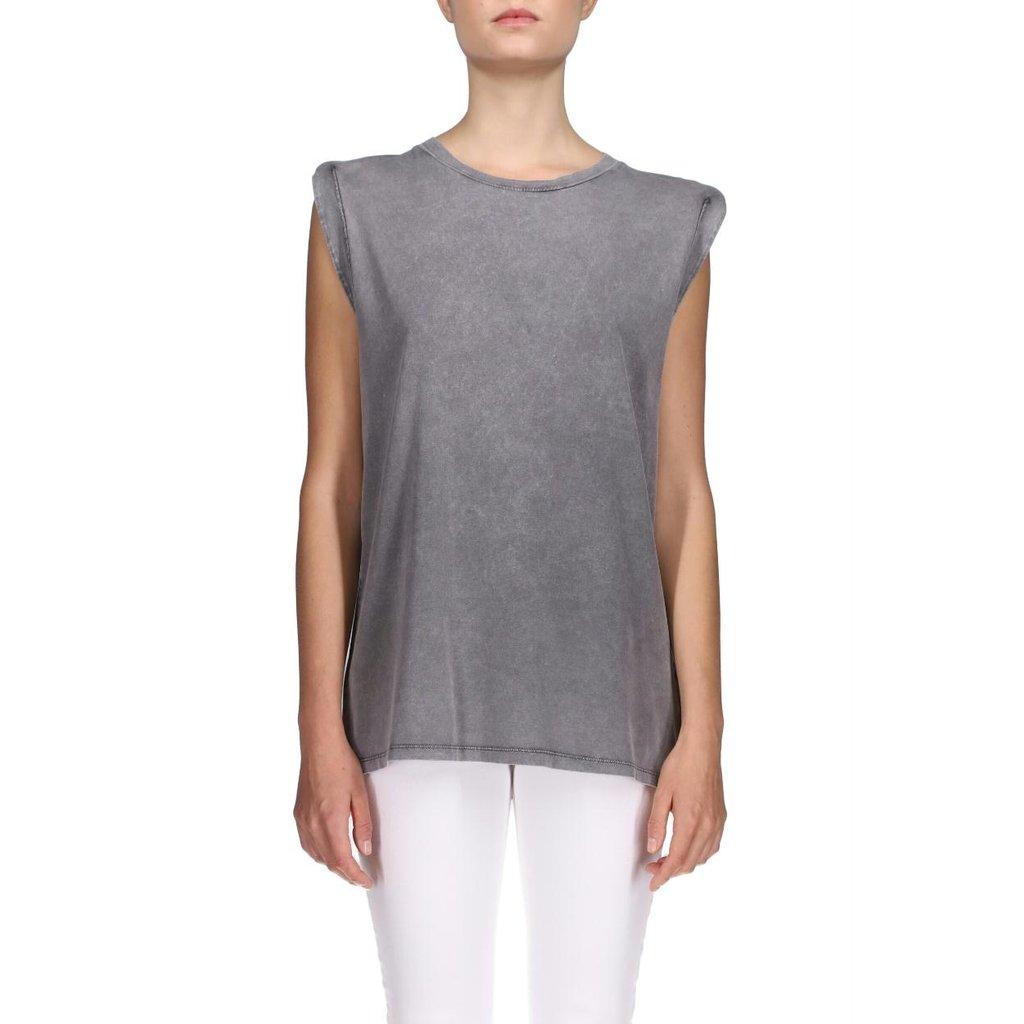 IRO Grey T-shirt Elena
