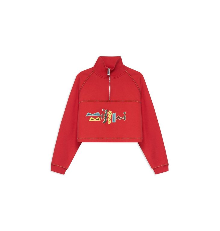 Missoni Missoni Red Sweater 2DW00002-2J005H