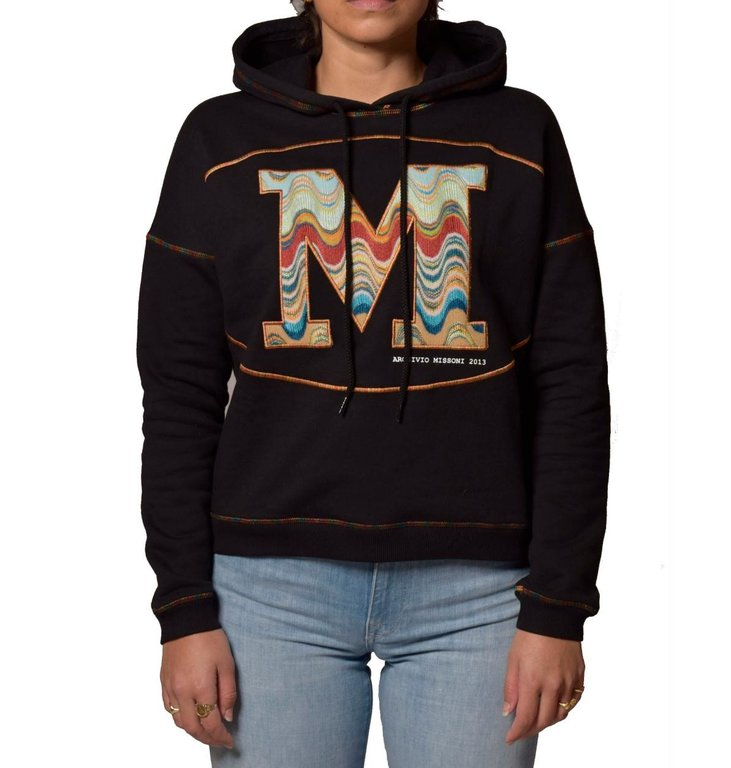 Missoni Missoni Black Sweater 2DN00286-2J004T
