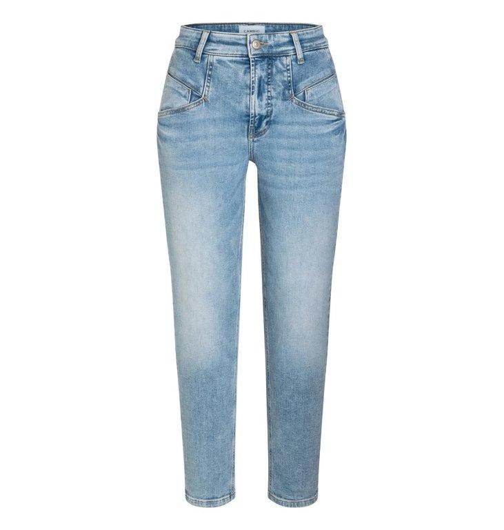 Cambio Cambio Denim Seablue Wash Kacie Jeans 9167-0010-05