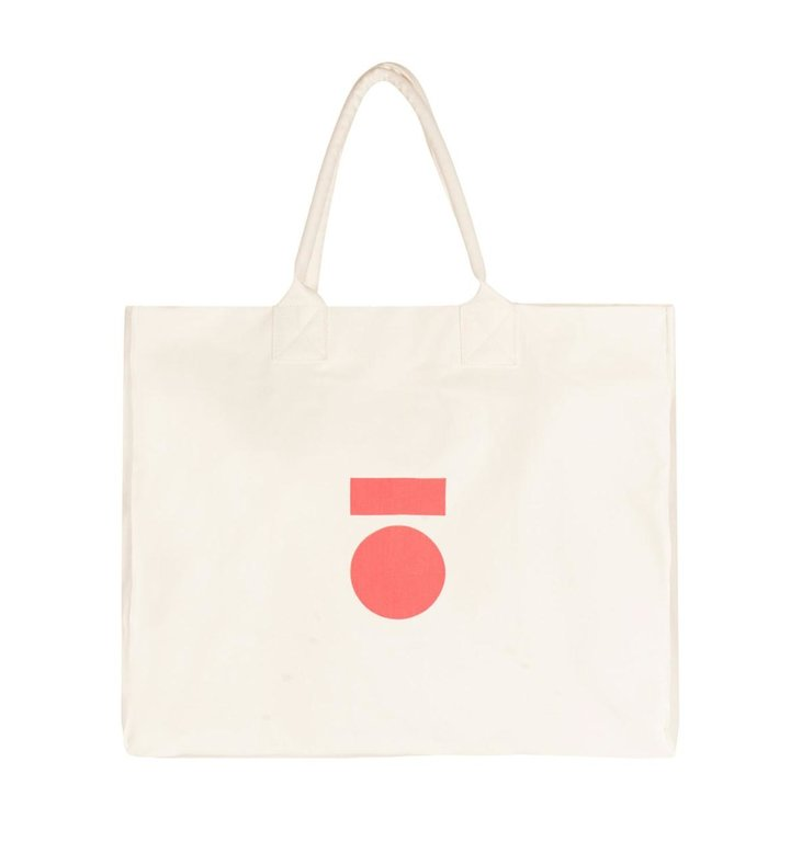 10Days 10Days Off White canvas bag medal 20-960-1201