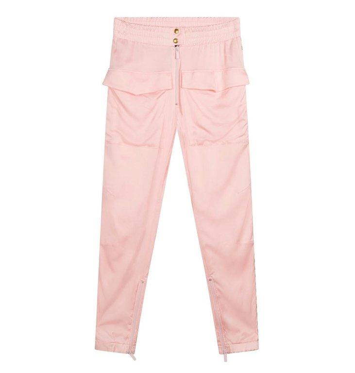 10Days 10Days Pink paperbag pants 20-019-1201