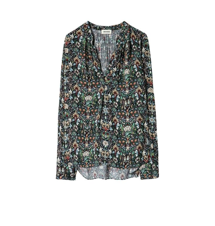 Zadig & Voltaire Zadig & Voltaire Multicolour Blouse Tink Kaleido