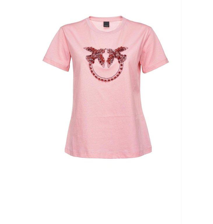 Pinko Pinko Pink Shirt Quentin