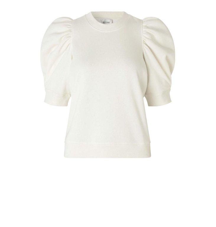 Second Female Second Female Off White Miami Sweat Tee 54601