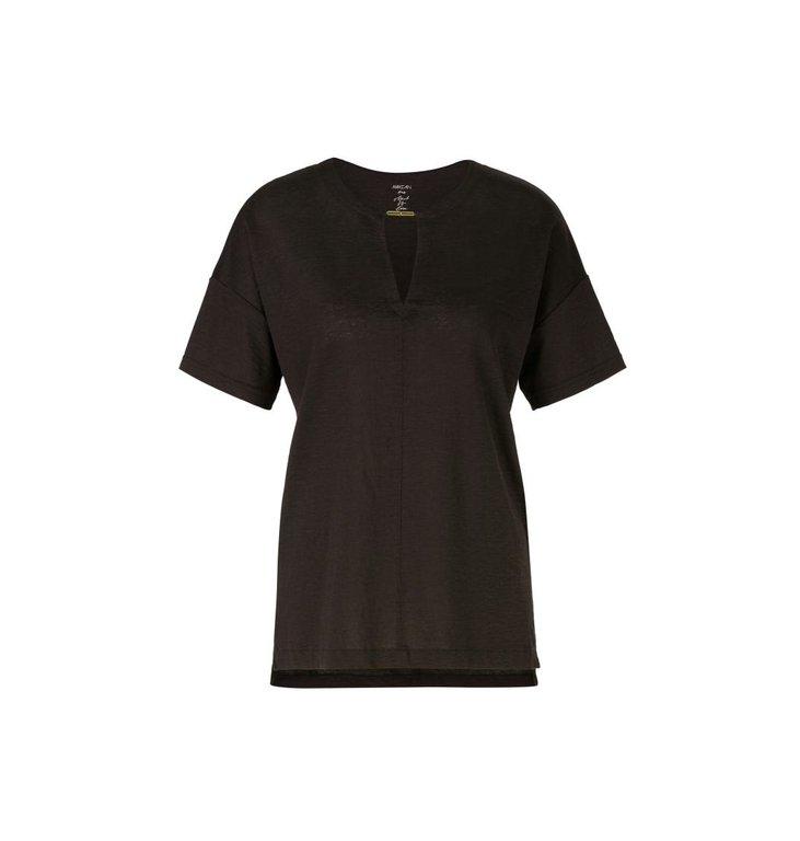 Marc Cain Marc Cain Brown T-shirt QC4849-J54