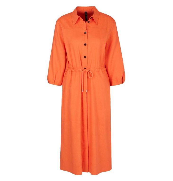 Marc Cain Marc Cain Orange Dress QC2161-W47