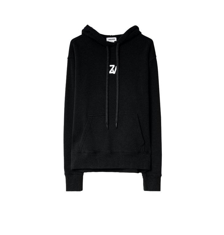 Zadig & Voltaire Zadig & Voltaire Black Sweater Spencer Photopr
