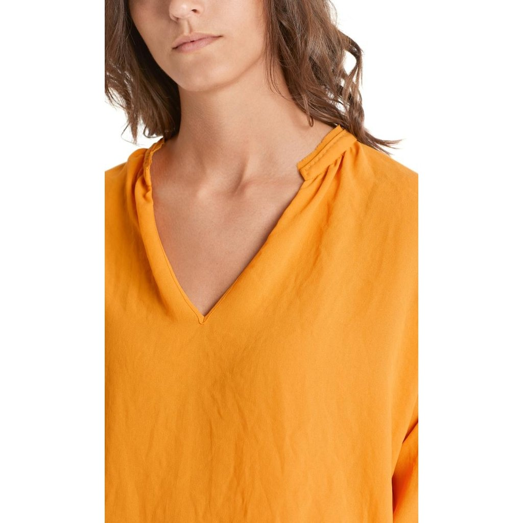 Marc Cain Yellow Blouse QC5524-W30