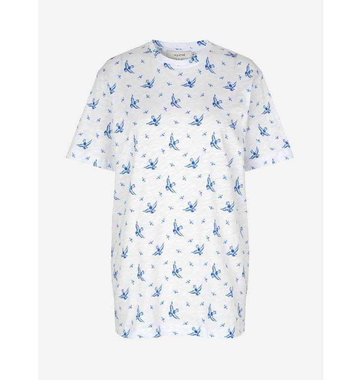Munthe Munthe White T-Shirt Teni 211-1110-21165