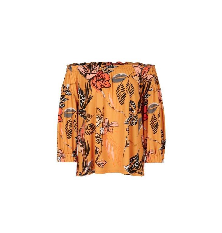 Marc Cain Marc Cain Orange Blouse QC5520-J33