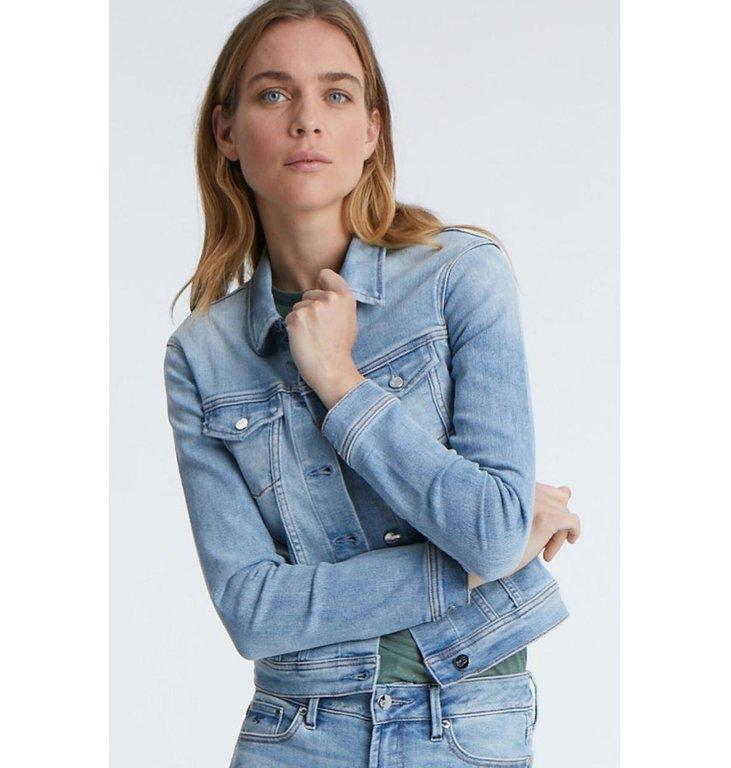 Denham Denham Indigo Jeansjack Brooklyn Jacket