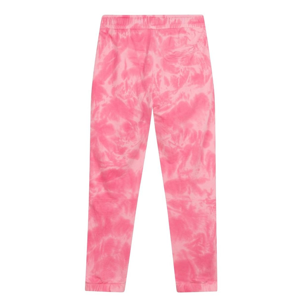 10Days Pink cropped jogger Tie Dye 20-008-1201
