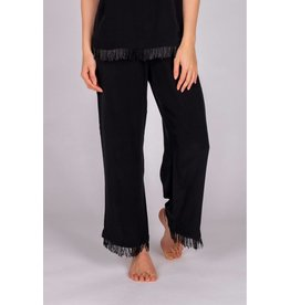 Hays Vegan Hays Vegan Black Pants Cupro 60025-B91