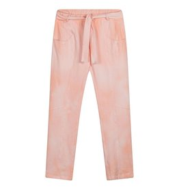 10Days 10Days Soft Pink pants tie dye 20-013-1201