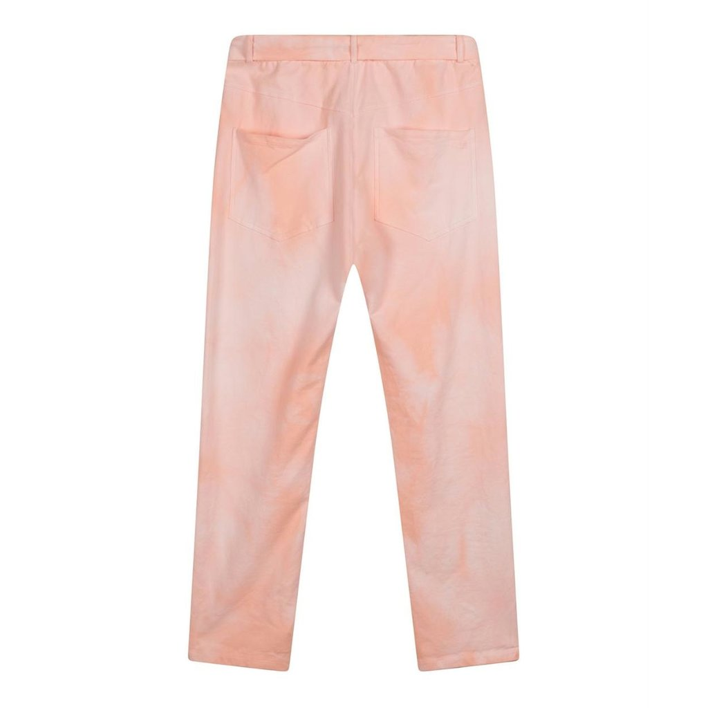 10Days Soft Pink pants tie dye 20-013-1201