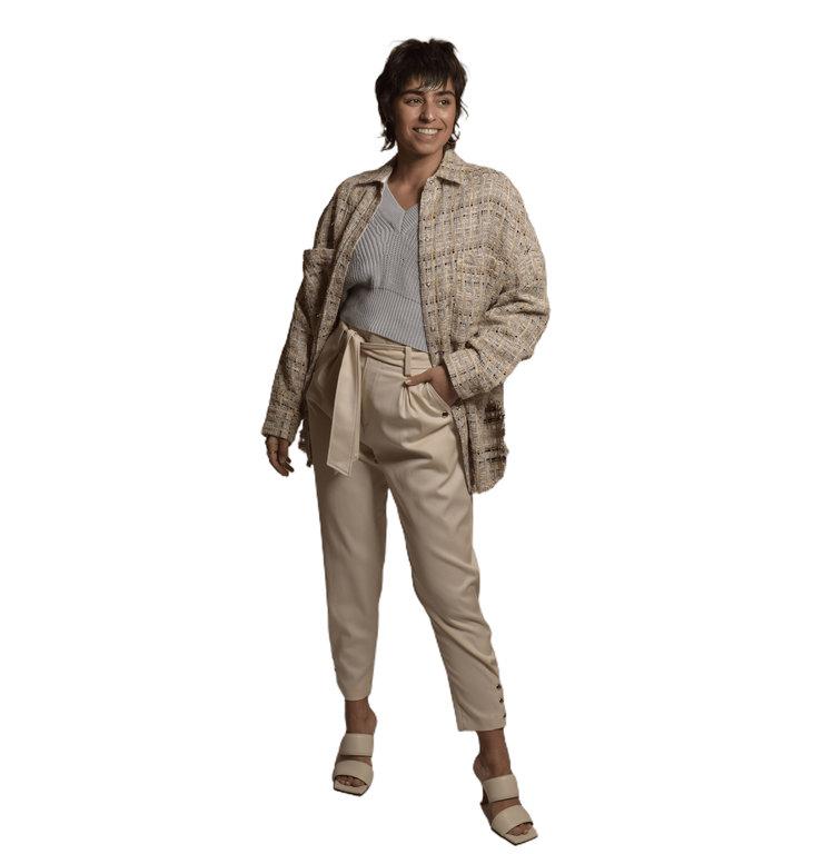 IRO IRO Multicolour Jacket Lukia