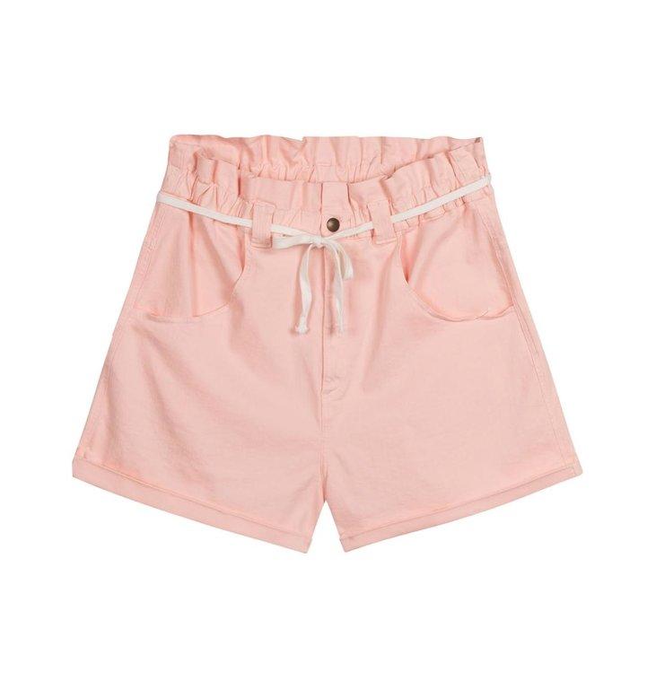 10Days 10Days Soft Pink denim shorts 20-204-1201