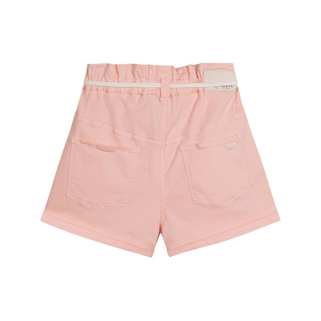 10Days Soft Pink denim shorts 20-204-1201