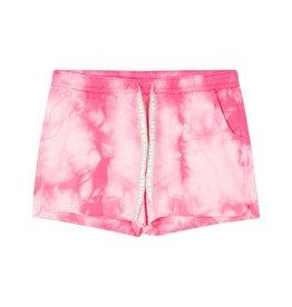10Days 10Days Pink shorts tie dye 20-205-1201