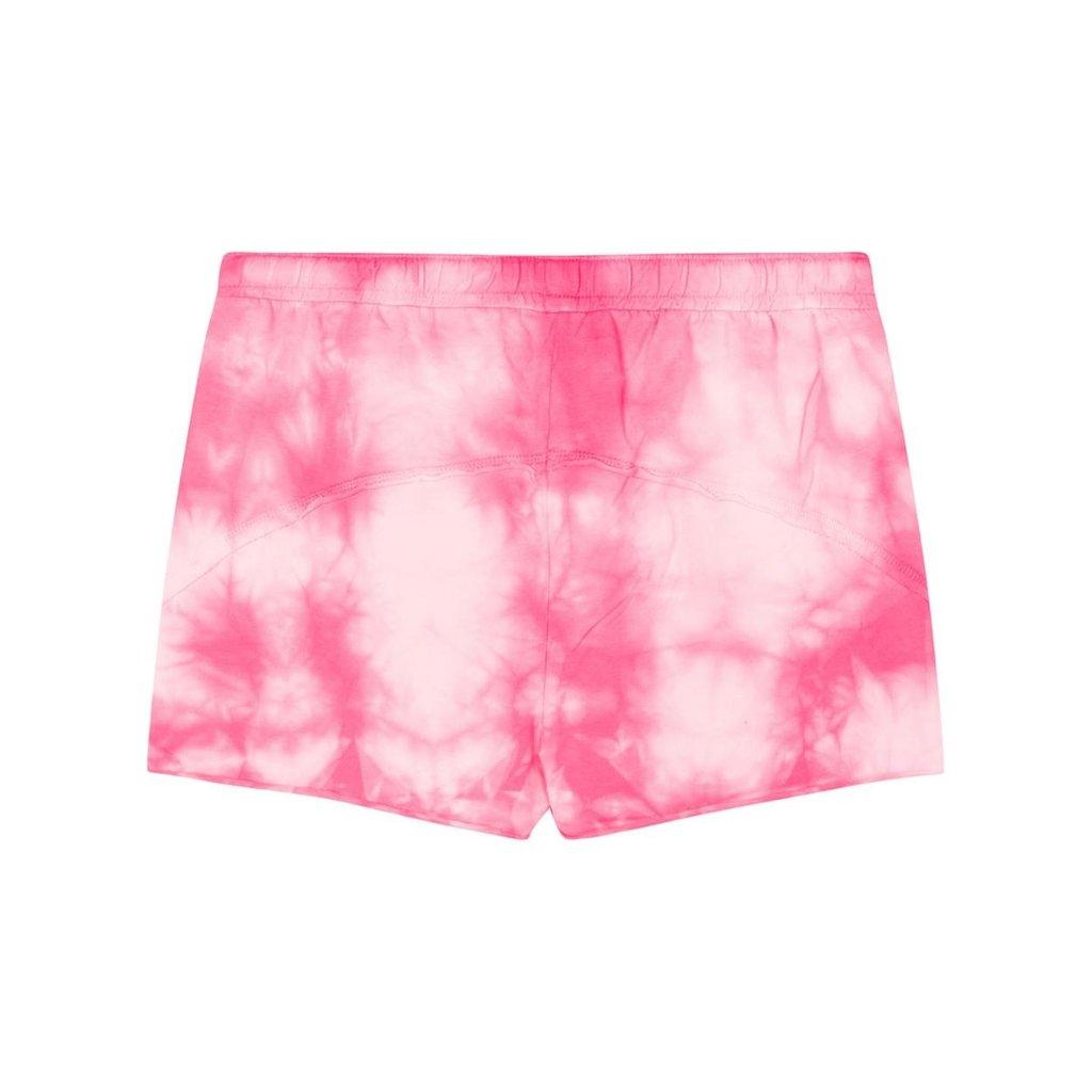 10Days Pink shorts tie dye 20-205-1201