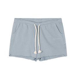 10Days 10Days Blue shorts fleece 20-206-1201
