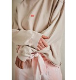 10Days Dirty Pink soft sweater washed 20-808-1201