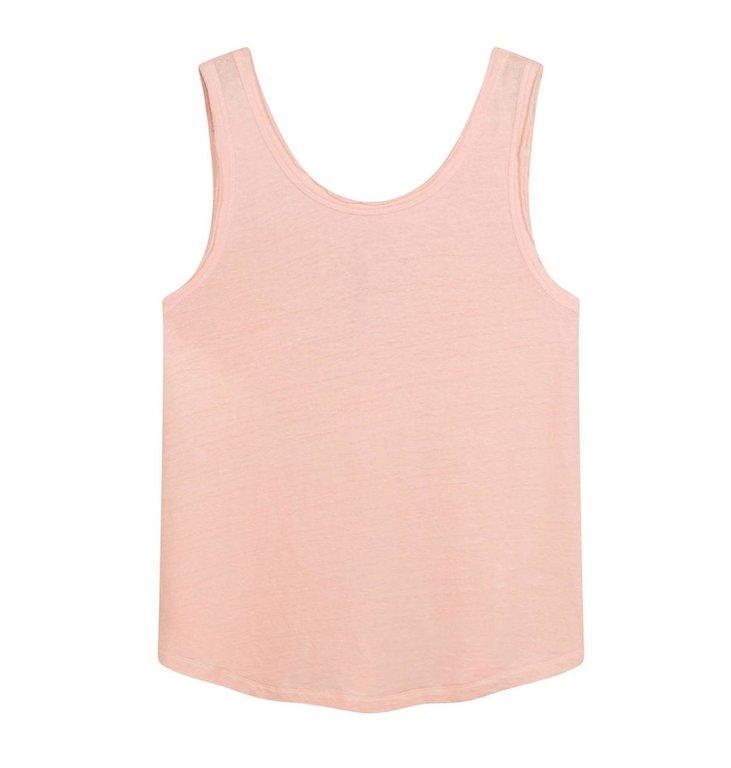 10Days 10Days Soft Pink top linen 20-455-1201