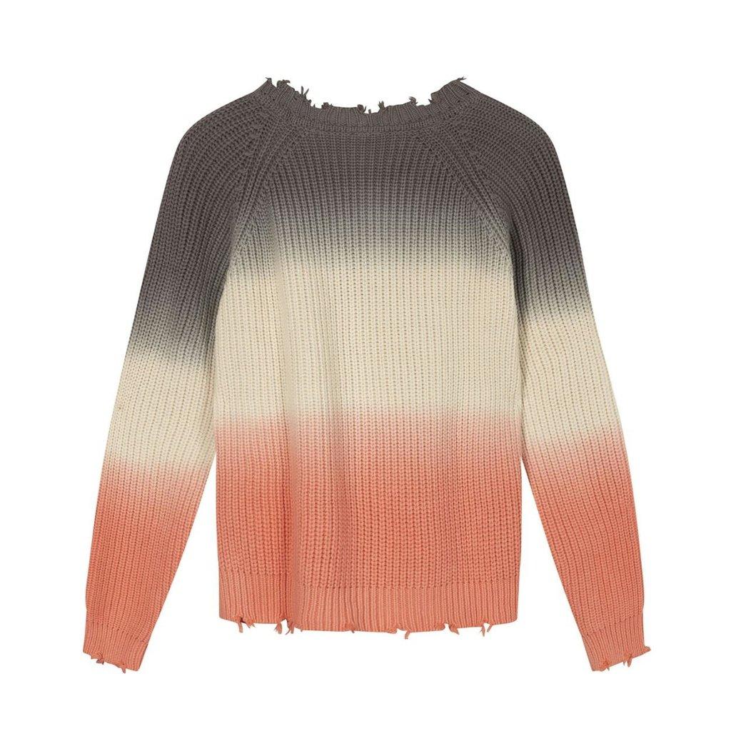 10Days Multicolour sweater degrade 20-611-1201