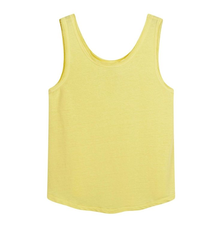 10Days 10Days Yellow top linen 20-455-1201