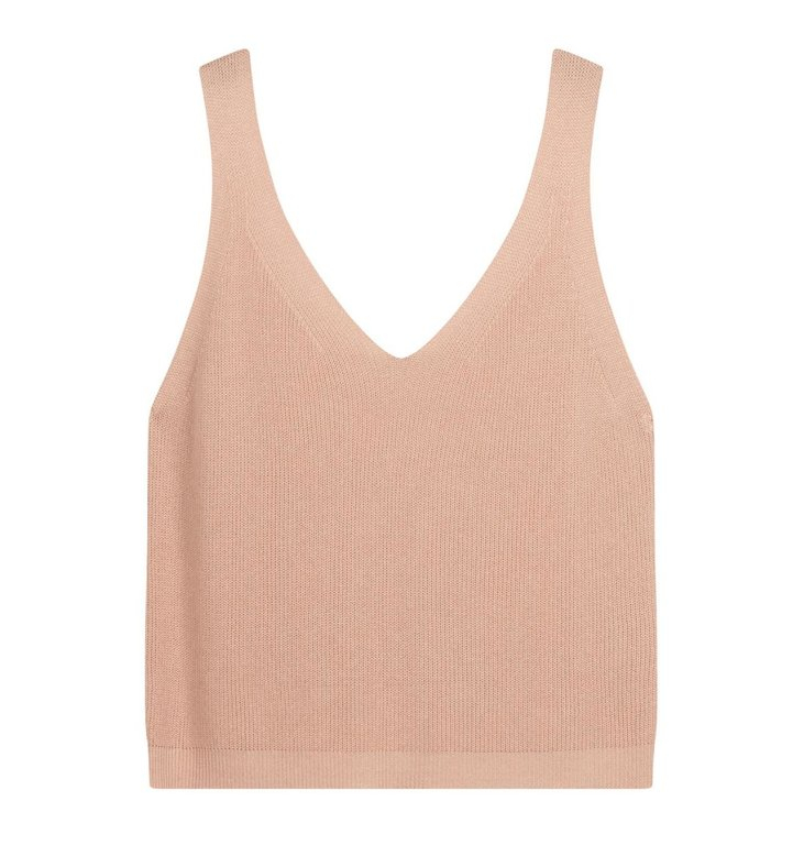10Days 10Days Dirty Pink top knit 20-613-1201