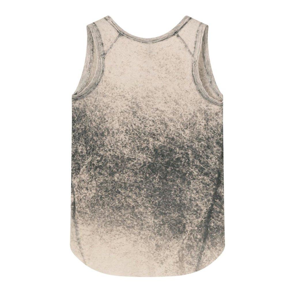 10Days Grey sleeveless top 20-451-1201