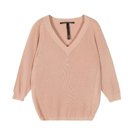 10Days 10Days Dirty Pink thin sweater 20-617-1201