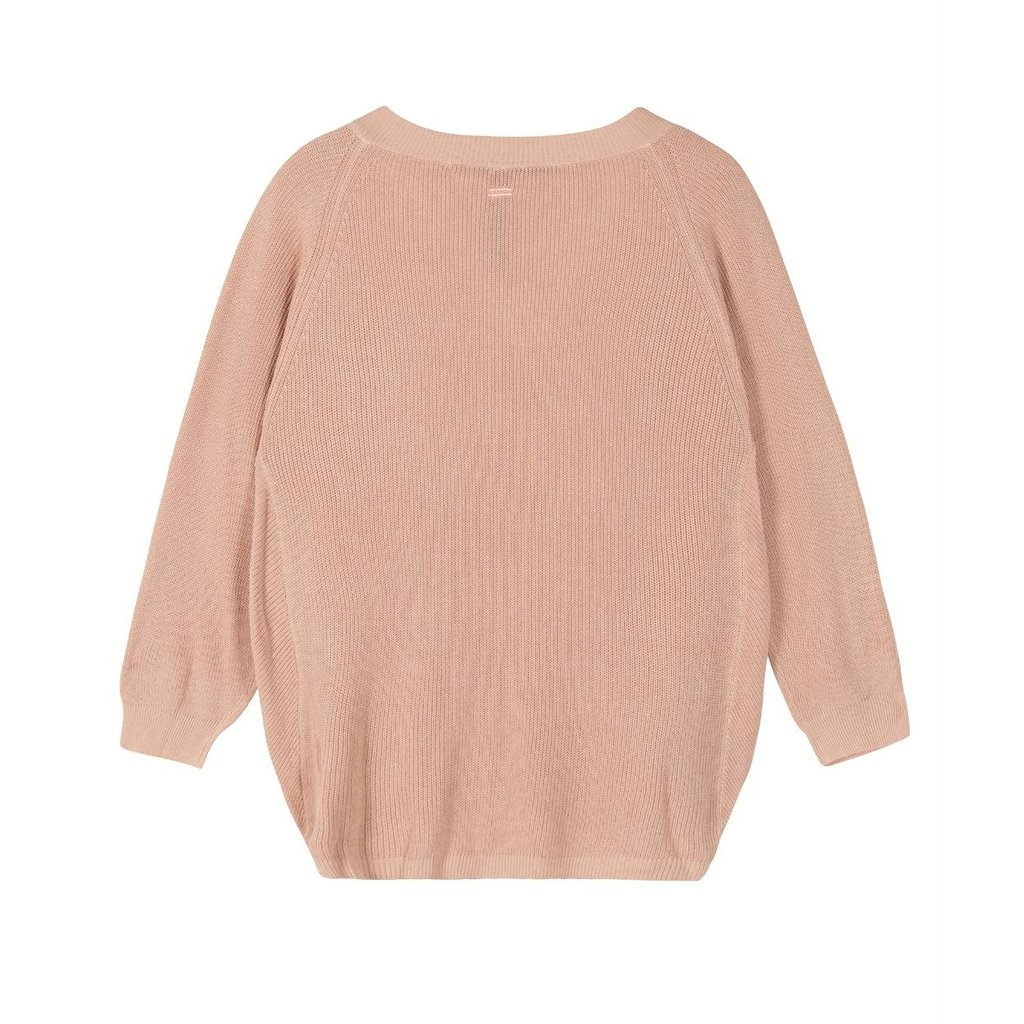 10Days Dirty Pink thin sweater 20-617-1201
