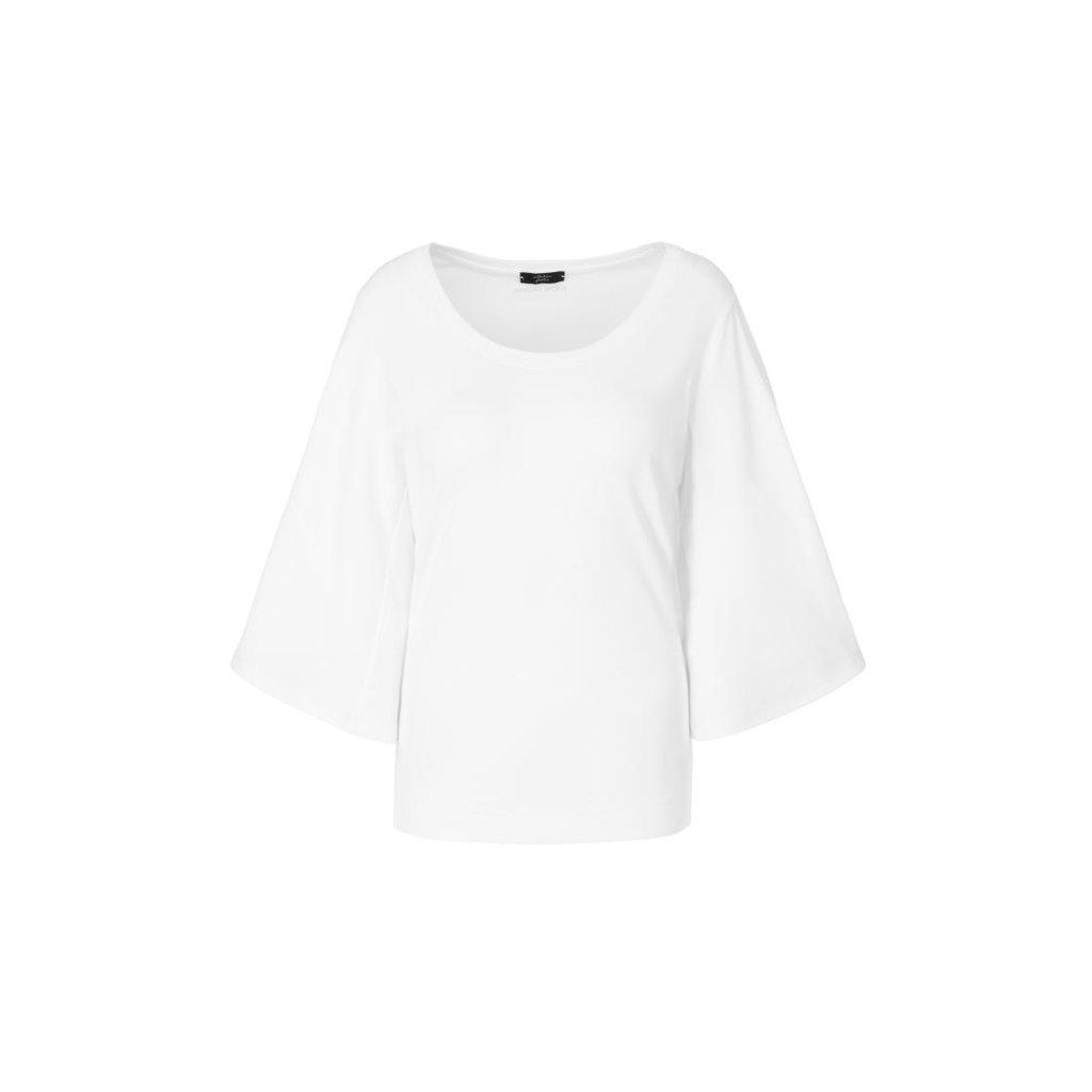 Marc Cain White T-shirt QS4855-J55