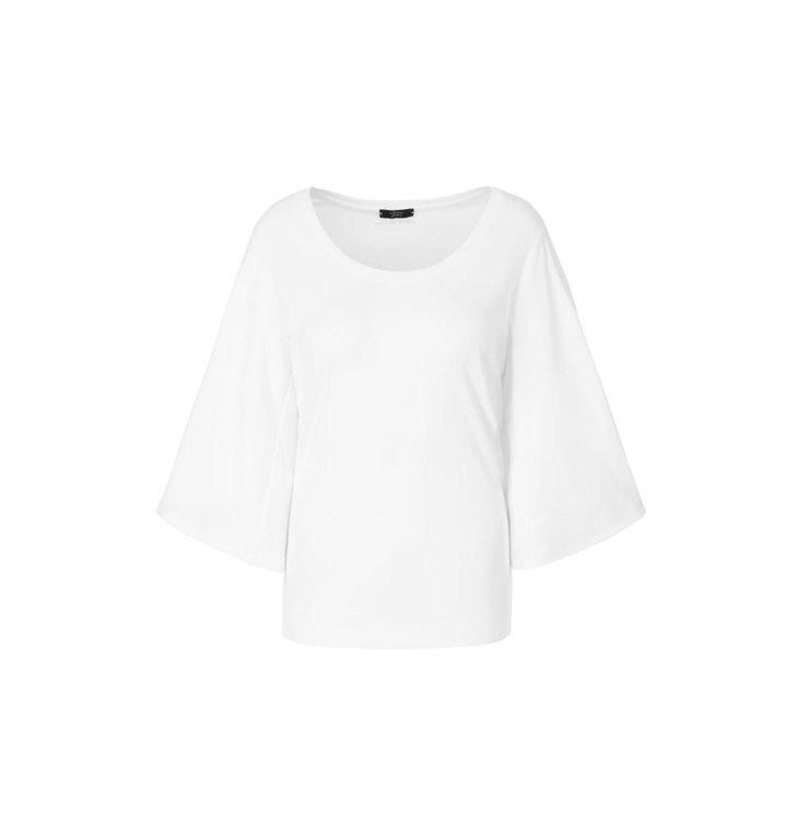 Marc Cain Marc Cain White T-shirt QS4855-J55