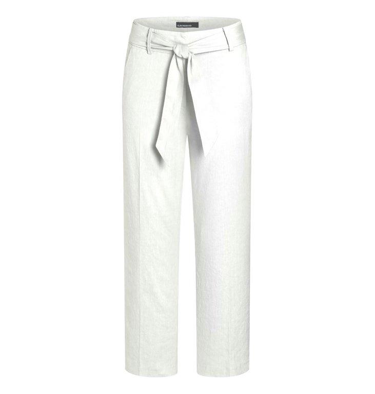 Cambio Cambio White Claire Broek 8003-0215-03