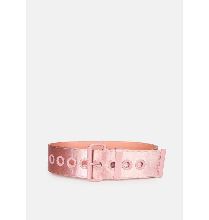Essentiel Antwerp Essentiel Antwerp Pink Belt Zoprosti
