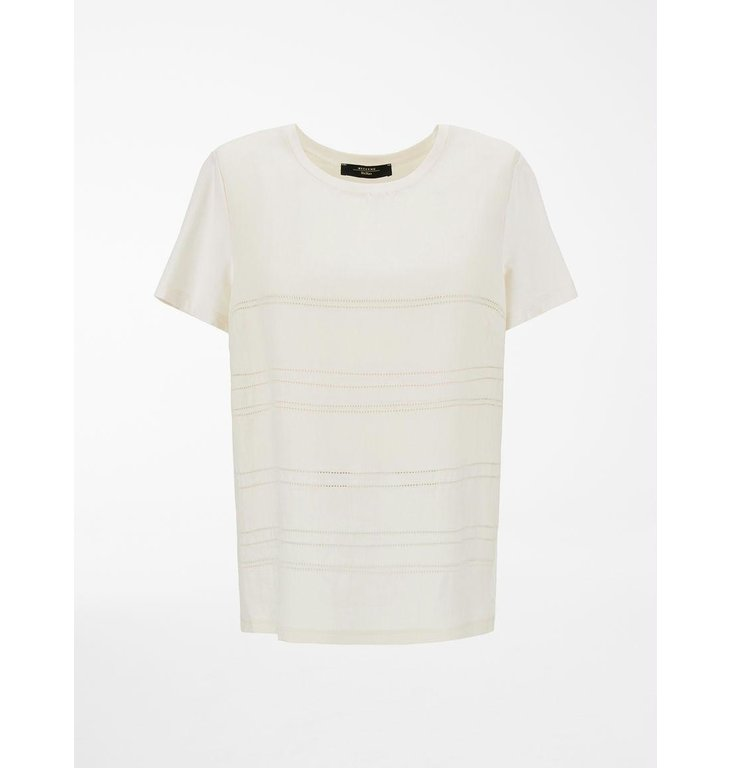 Max Mara Weekend Max Mara Weekend Off White Shirt Gessy