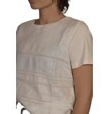 Max Mara Weekend Off White Shirt Gessy