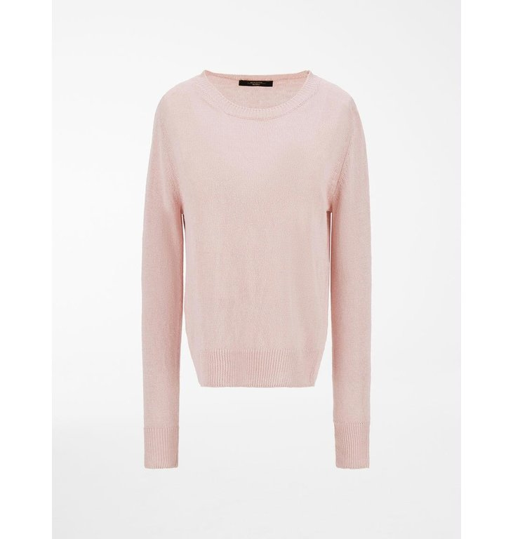 Max Mara Weekend Max Mara Weekend Soft Pink Knit Teiera
