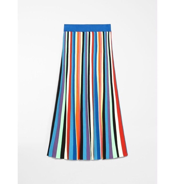 Max Mara Weekend Max Mara Weekend Multicolour Skirt Ove