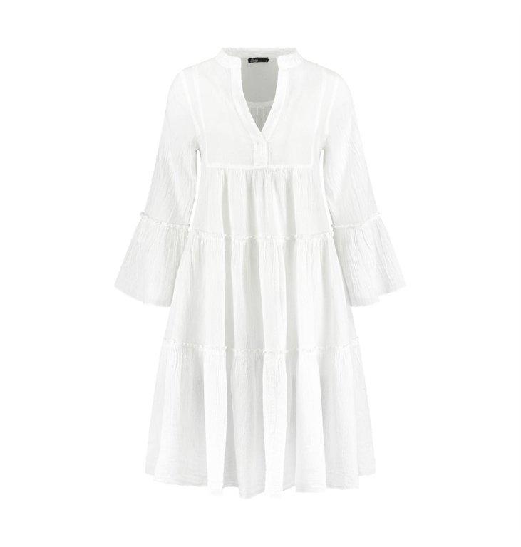 Devotion Luxor Devotion Luxor White Dress Midi 0213091G