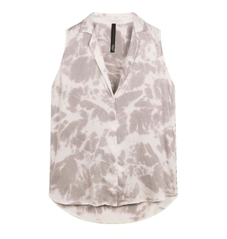10Days 10Days Silver blouse top tie dye 20-412-1201