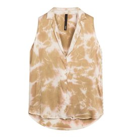 10Days 10Days Gold blouse top tie dye 20-412-1201